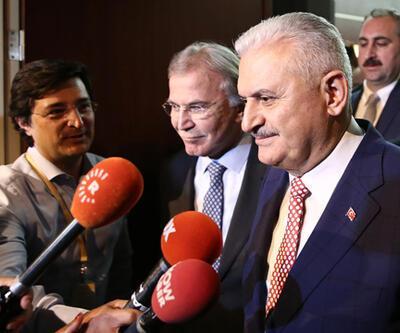 Binali Yıldırım AK Parti'nin Genel Başkan adayı oldu