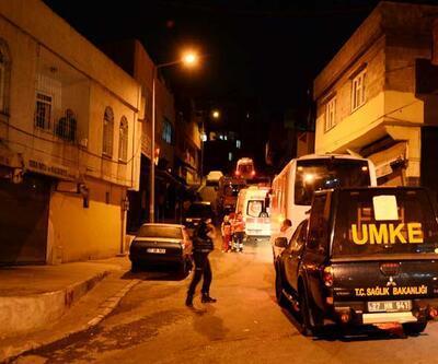 Gaziantep'te IŞİD hücresine baskın