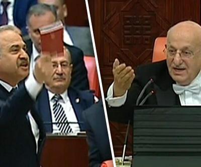 CHP, Meclis Başkanı'nı protesto ederek Genel Kurul'u terk etti