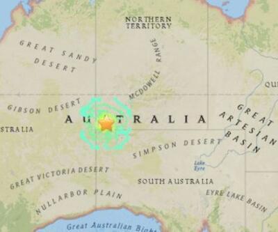 Avustralya 6.1'le sarsıldı
