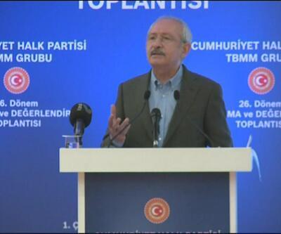 """Kılıçdaroğlu: """"Bakanların dokunulmazlığı sürekli"""""""