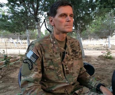 ABD'li komutan, Rojava'da Rakka operasyonunu konuşmuş