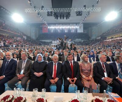 AK Parti Kongresi'nden notlar