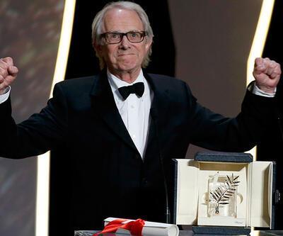 Cannes'da Altın Palmiye Ken Loach'un oldu