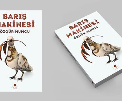 Özgür Mumcu'nun ilk romanı haziranda kitapçılarda