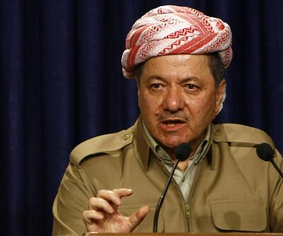 Erbil'de Barzani-Cuburi görüşmesi