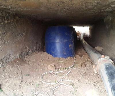 Mardin'de 225 kilo patlayıcı ele geçirildi