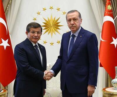 Cumhurbaşkanı Erdoğan'dan Davutoğlu için sert sözler