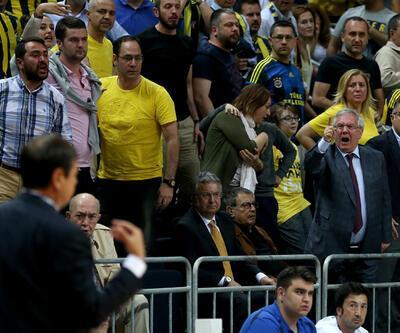 Fenerbahçe'den Ergin Ataman'a sert sözler