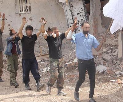 Teslim olan PKK'lıların ifadeleri yayınlandı