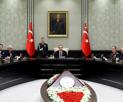 MGK'da Fethullah Gülen kararı