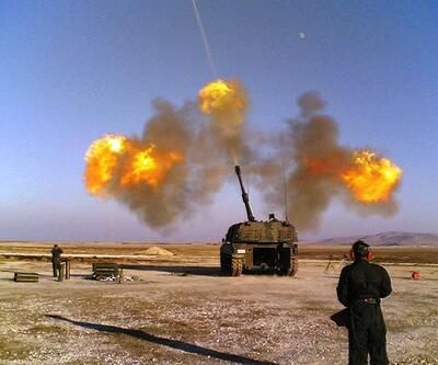 TSK ve Koalisyon IŞİD'e ait 33 hedefi vurdu