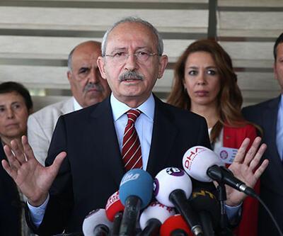 Kılıçdaroğlu Almanya'daki Ermeni tasarısını eleştirdi