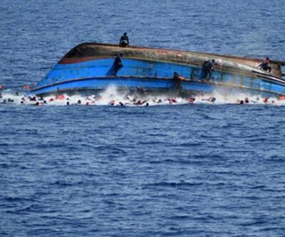 BM açıkladı: 700 göçmen boğularak öldü