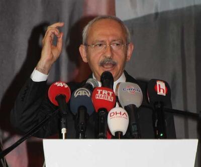Kılıçdaroğlu: Tutuklamak istiyorlarmış, tutuklamazlarsa şerefsizdirler diyorum