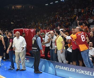 Olaylı maçın Galatasaray'a faturası