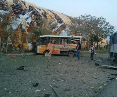 Silopi'de polis aracına bombalı saldırı