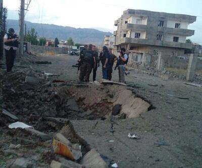 Silopi'deki patlamanın yarattığı tahribat, sabah ortaya çıktı