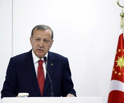 Cumhurbaşkanı Erdoğan'dan Rusya çıkışı