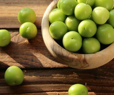 Yeşil eriğin faydaları