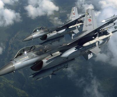 Türk uçakları YPG hedeflerini vurdu iddiası