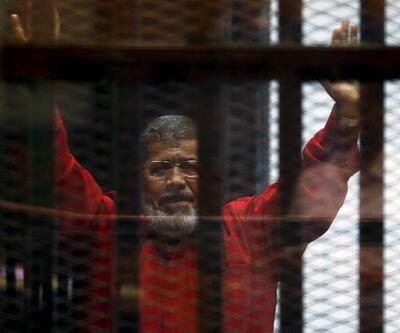 Muhammed Mursi'ye müebbet hapis