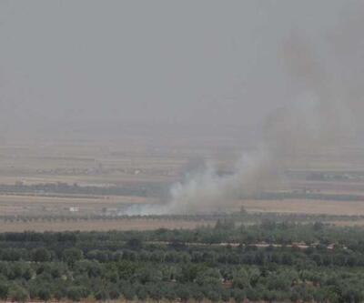 IŞİD hedefleri vuruluyor