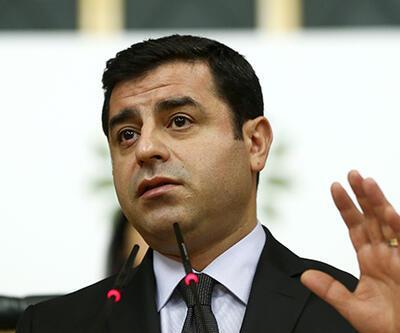 Demirtaş'tan Danıştay ve Yargıtay düzenlemesine eleştiri