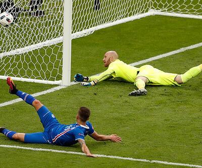 İzlandalı spiker aklını kaybetti!