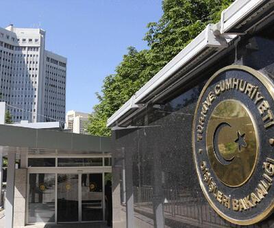 Dışişleri Bakanlığı Kuzey Kore'yi kınadı