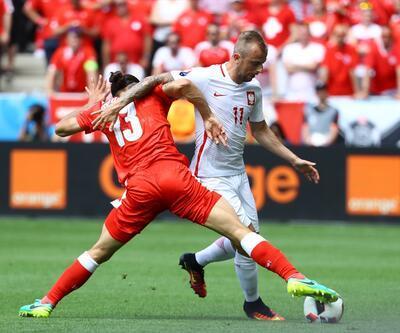 Euro 2016: İsviçre - Polonya: 5-6