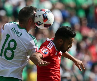 Galler çeyrek finalde... Euro 2016: Galler - Kuzey İrlanda: 1-0