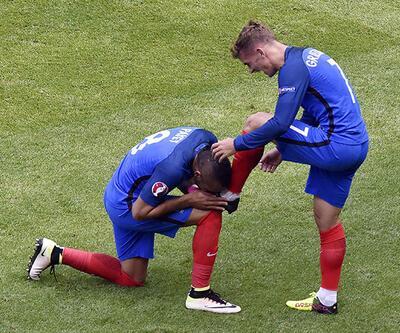 Euro 2016'ya damgasını vuran fotoğraf