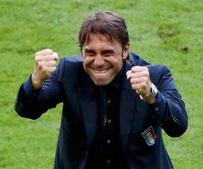 Conte kenar şovuyla Fatih Terim'i aratmadı