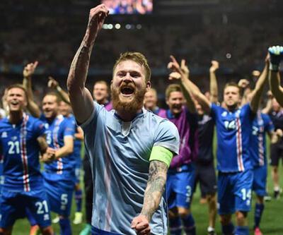 İzlanda taraftarlarının tezahüratının anlamı ne?