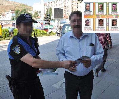 Valilikten 'PKK'lıları ihbar edin' broşürü: 4 milyon liraya kadar ödül