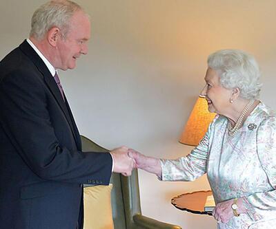 Kraliçe ile ilginç diyalog