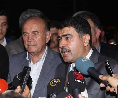 Vali Vasip Şahin'den ilk açıklama