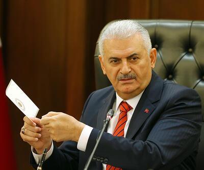 Başbakan Binali Yıldırım teşvik paketini açıkladı