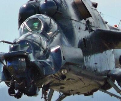 IŞİD, Suriye'de Rus helikopteri düşürdü; iki Rus pilot öldü