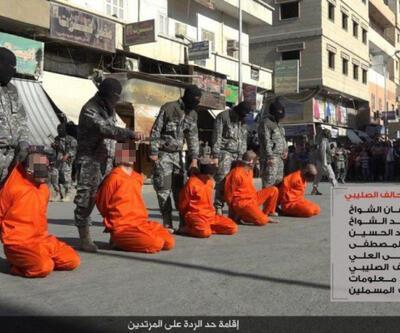 IŞİD 5 futbolcunun kafasını kesti