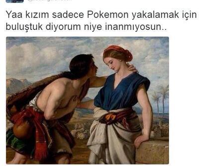 Pokemon Go çılgınlığı Twitter'a da yansıdı