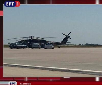 Türkiye Yunanistan'a helikopterle inen askerlerin teslimini istedi