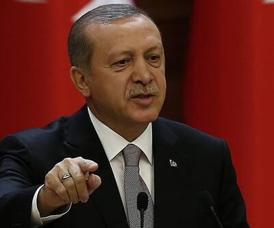 Erdoğan F-16'lara talimatı verdi