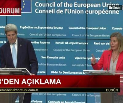 AB'den Türkiye'de idam açıklaması