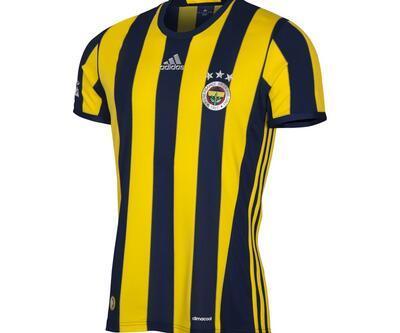 Fenerbahçe formaları satışta çıktı