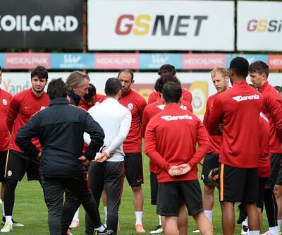 Galatasaray'ın Danimarka kampında gecikme
