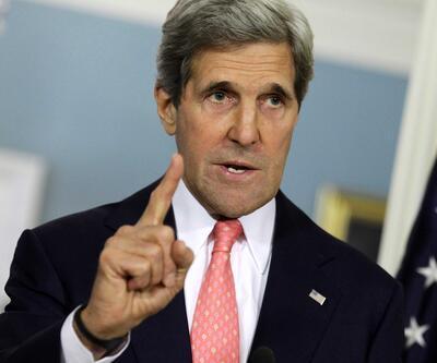 Kerry'den Rusya açıklaması