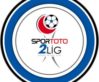 Spor Toto 2. Lig 2016-2017 sezonu fikstürü çekildi