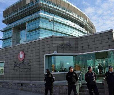 Boydak Holding yöneticileri gözaltına alındı